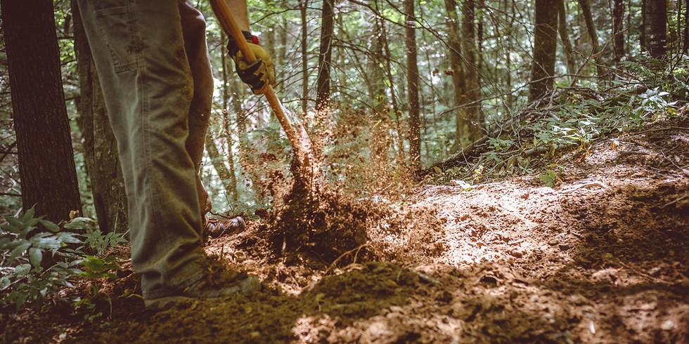 Old Fort Trail Work Day- Heartbreak Ridge Trail
