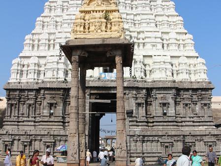 Mercredi 21: Visite de Kanchipuram