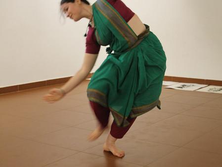 Jeudi 22: Danse traditionnelle indienne