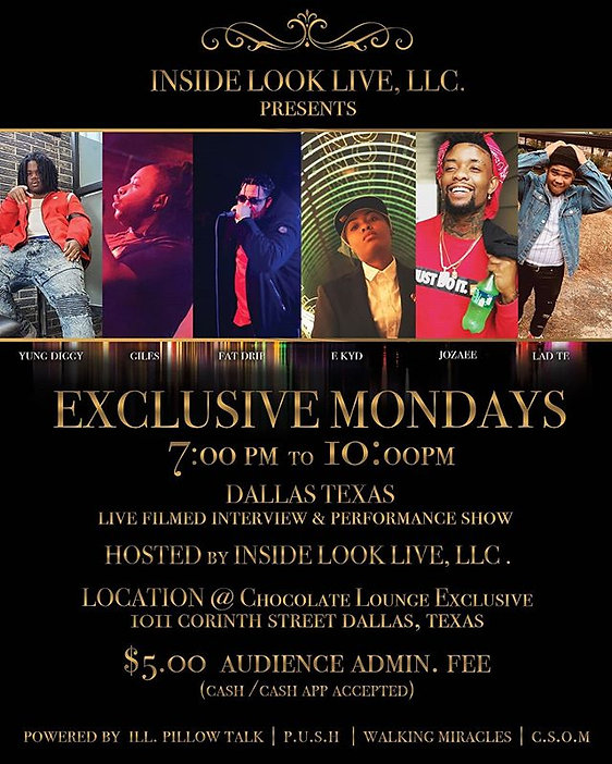 ILL _  EXCLUSIVE MONDAYS _xxgilesxx _ime