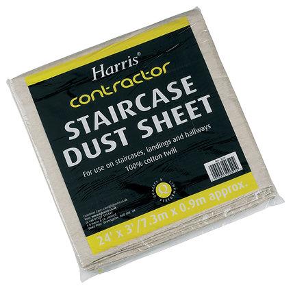Harris Staircase Dust Sheet
