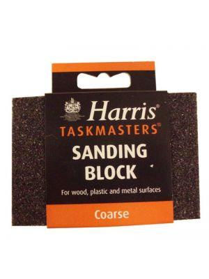 Harris Flexible Sanding Block Coarse