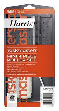 Harris Taskmasters Mini Roller Set