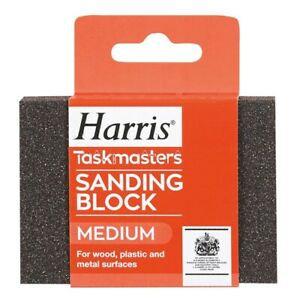 Harris Flexible Sanding Block Medium