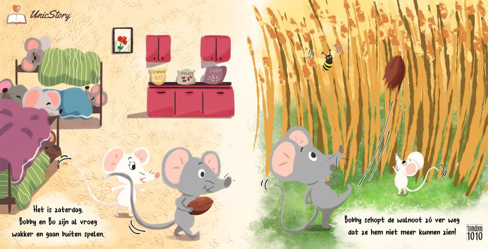Bobby & Bo (page 1-2)