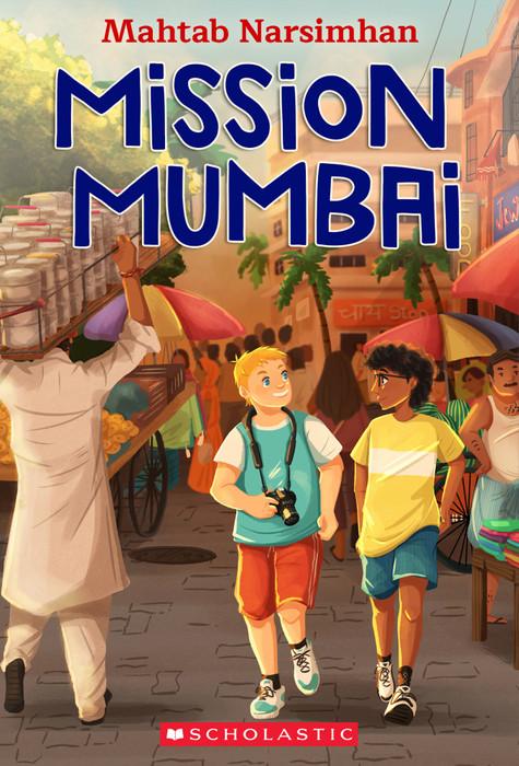 Mission Mumbai Cover Art