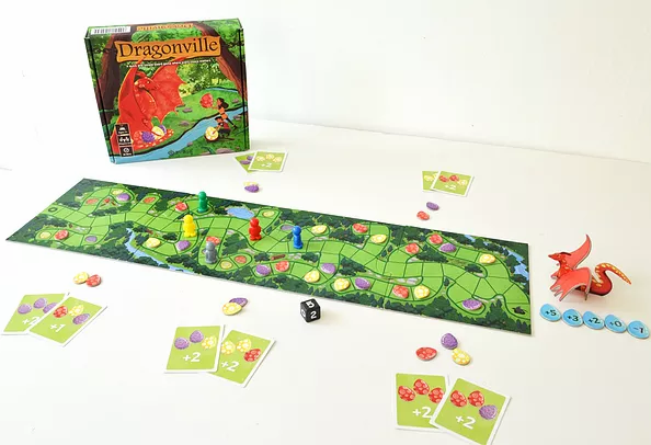 Dragonville Components