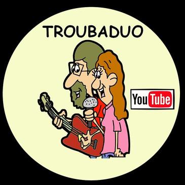 Troubaduo Cartoon by Toonstead