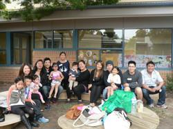 Family Picnic Blackburn March 2014