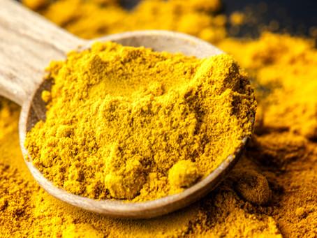 Satte Farben für die Fruchtbarkeit: Goldgelb wie Kurkuma