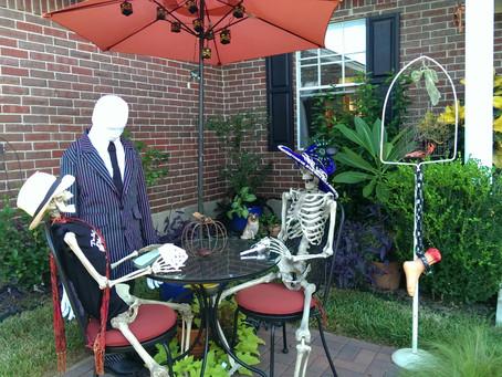 Hamilton's Halloween Open House