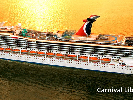 CARNIVAL LIBERTY: The family fun ship