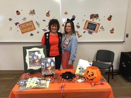 Lago Vista Public Library Halloween Open House