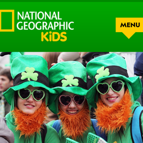 St.Patrick's Day - the green celebration