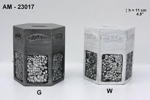 ACRYLIC TZEDAKAH BOX