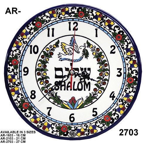 ARMENIAN CLOCK