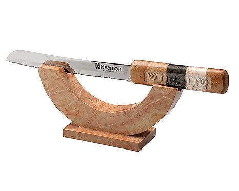 JERUSALME STONE BREAD KNIFE