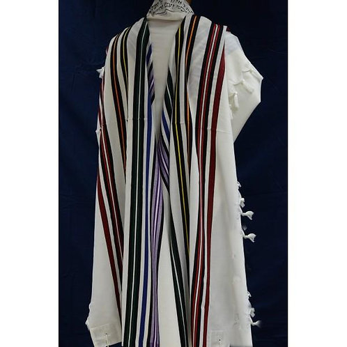 COLORFUL BNEI OR TALLIT