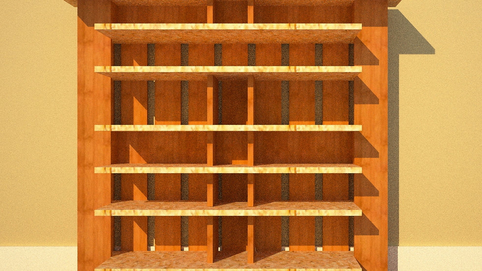 Entryway Shoe Shelf with 7 Shelves