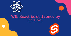 Will React be dethroned by Svelte?