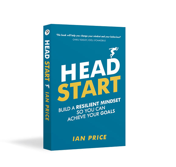 Image of Head Start Book