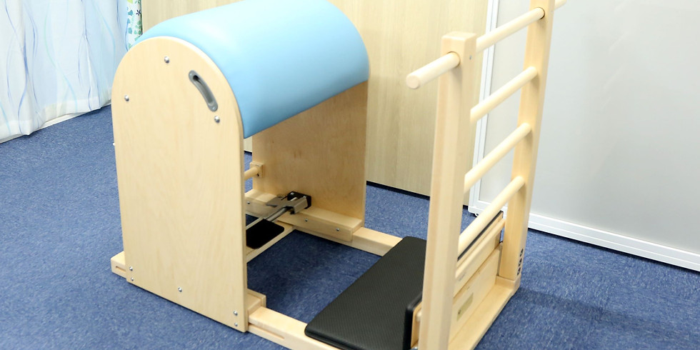 BESJマシンピラティス【Ladder Barrel】トレーナー資格コース