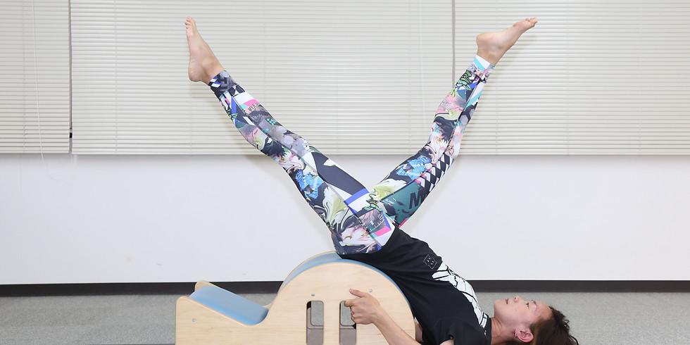 BESJマシンピラティス【Spine Corrector】トレーナー資格コース