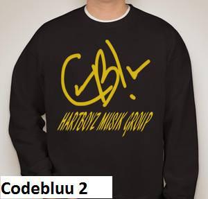 Codebluu Sig #2 (metallic)