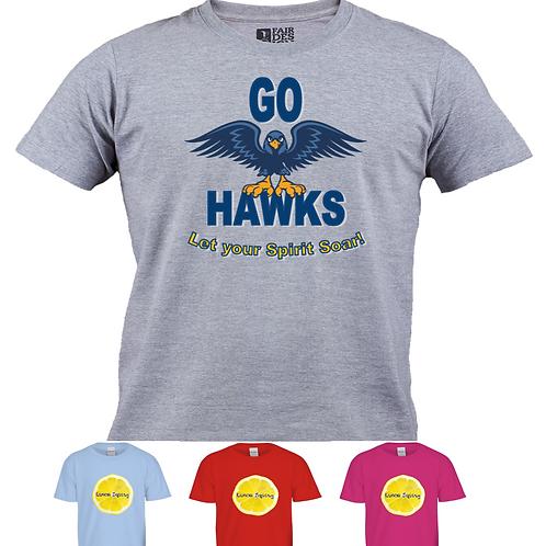 Go Hawks T-Shirt Youth