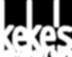 Keke's+Primary+Logo+-+White+on+Transpare