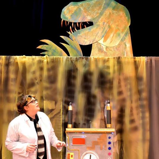 """Dinosaur!"""