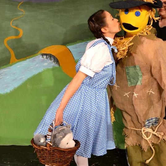 """The World of Oz"""