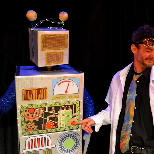 """""""Robots!"""""""