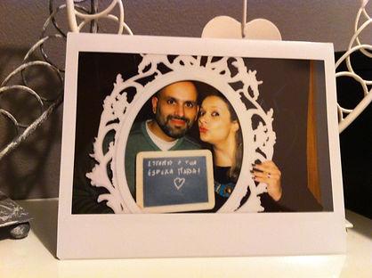 Polaroid photo schmiles