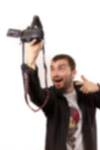 Julian Marinov - fotógafo, educador y emprndedor. Funador de FotoEscalera.com
