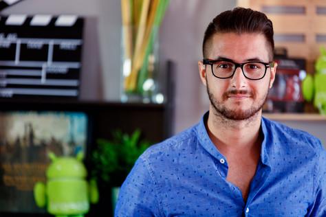 Flashgate | Фотосесия за личен бизнес профил от Юлиян Маринов