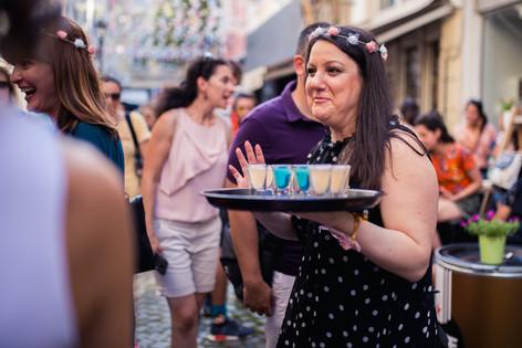 Моминско парти на Капана Фест - Пловдив | Flashgate
