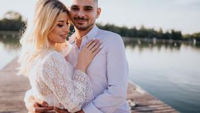 Романтично предложение за брак в Пловдив - Фотосесия и видео