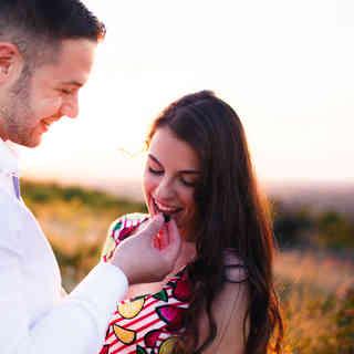 Фотосесия за влюбени - Петя и Краси