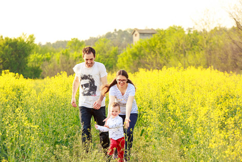 Семейна Фотосесия
