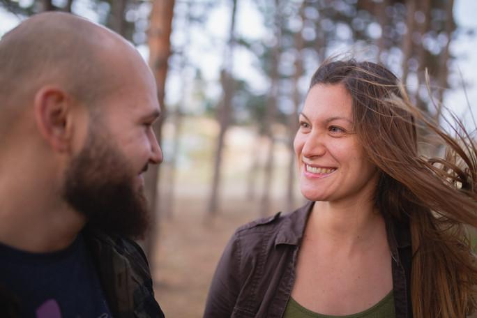 Фотосесия за влюбени с Наско и Анастасия