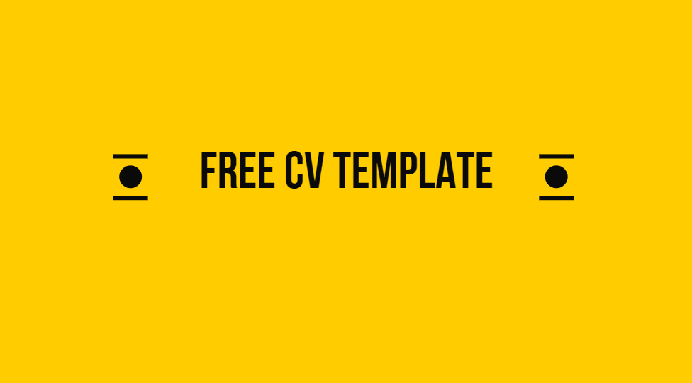 Free CV Template | My Expert Writer Download free cv template on word best career writing service UK