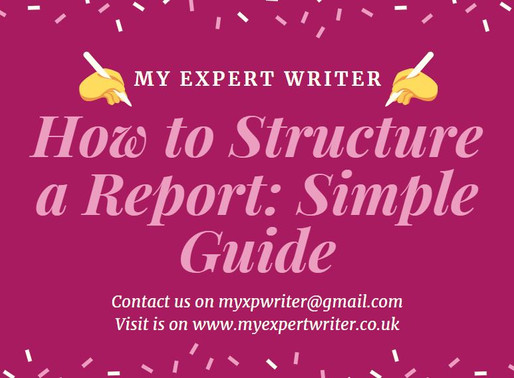 How to Structure a Report: Simple Guide