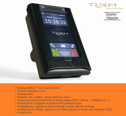cosmotouch compok - features