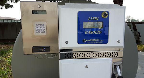 Sistema di Gestione Carburanti Trexom