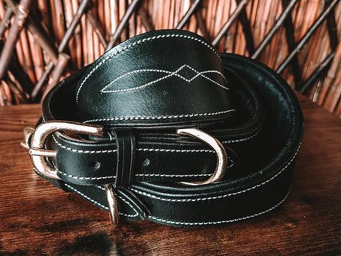 Halsband Scotland Black