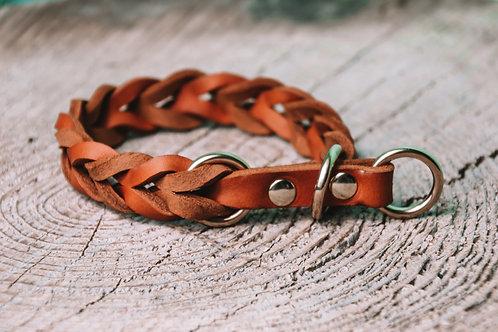 Halsband Pine Zugstopp