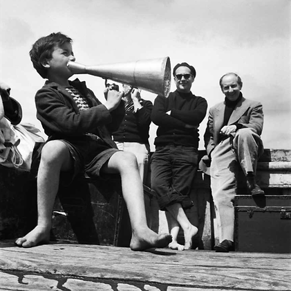 Federico Patellani. Stromboli, 1949