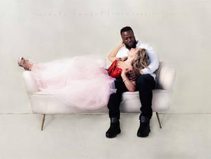 Valentine's Day 2021 ~ Toronto Luxe Fine Art Photography. Couples Portraits