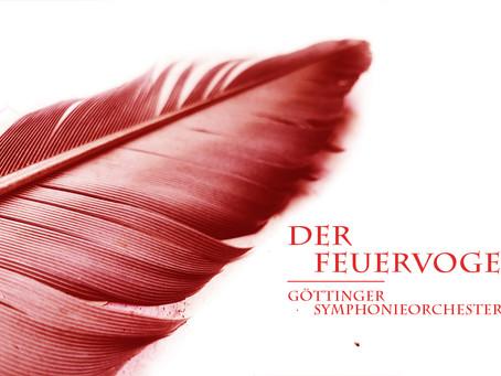 DER FEUERVOGEL - EINE MUSIKALISCHE LESUNG